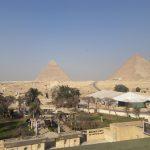 エジプト(2) 1日目午前1・ギザのピラミッドビューホテル