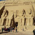 エジプト(16) 5日目早朝 アブシンベル神殿