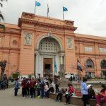 エジプト(4) 1日目午後・カイロまでの道と考古学博物館