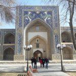 ウズベキスタン1802(04)~1日目(2)ブハラの建築を見て回る