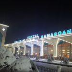 ウズベキスタン1802(17)~5日目(3)さらばサマルカンド