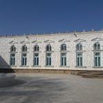 ウズベキスタン1802(06)~2日目(1)スィトライ・マヒ・ホサ宮殿へ行く