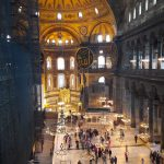 トルコ1803(02)~1日目(01)イスタンブールは工事中…
